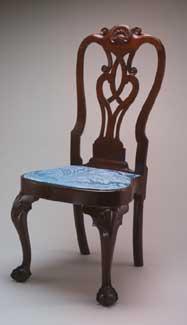 Philadelphia Side Chair Bayou Bend Collection 1750   1780